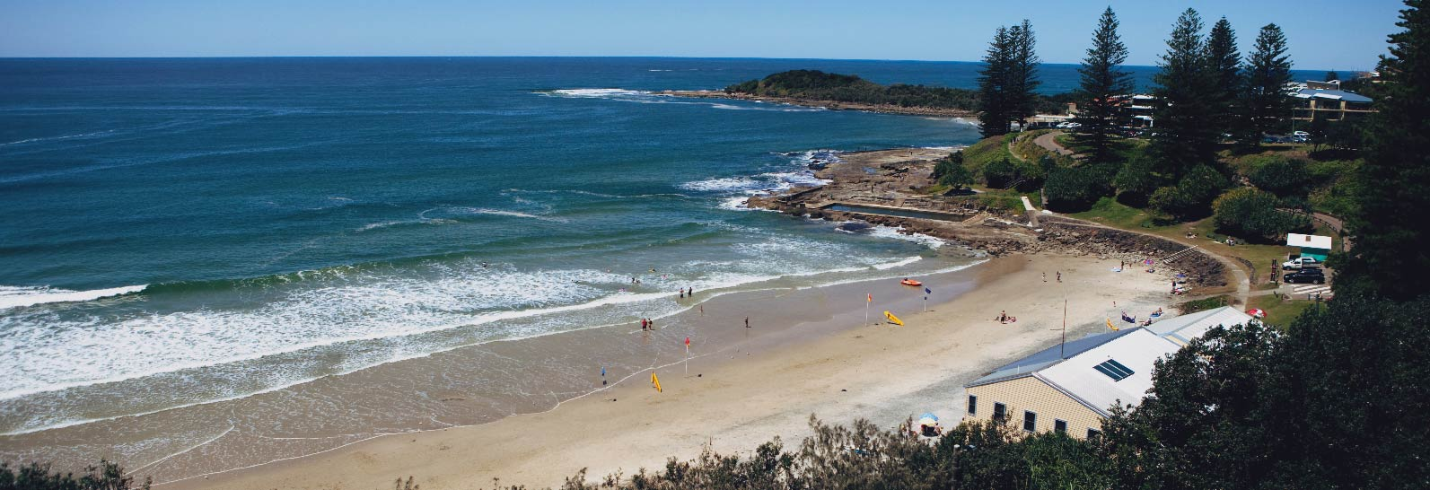 Ocean Views Yamba Main Beach